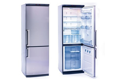 Home appliances Refrigerator prototype