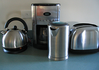 Home appliances Kettle prototype